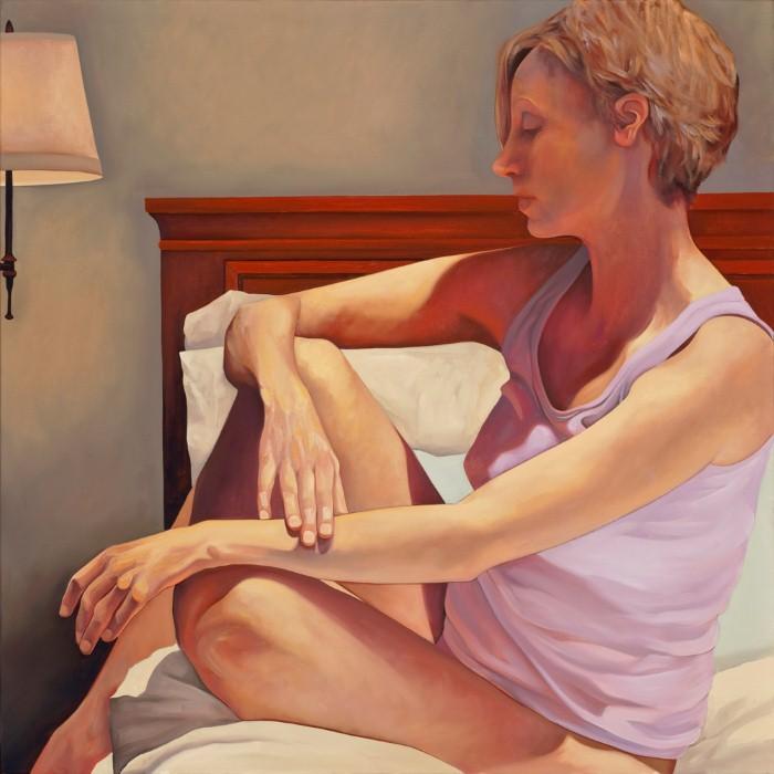 Современные американские художники. Daryl Zang 7
