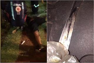 Homem é assassinado com facadas no pescoço em Itapororoca, na PB