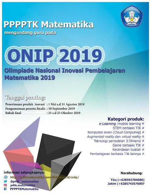 ONIP 2019
