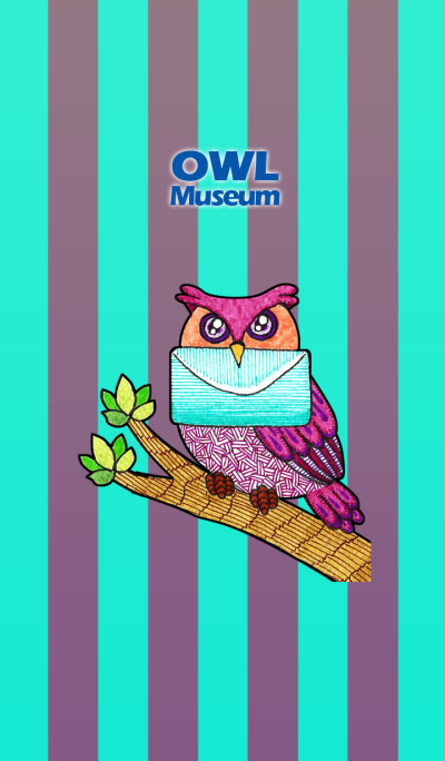 OWL Museum 98 - Message Owl