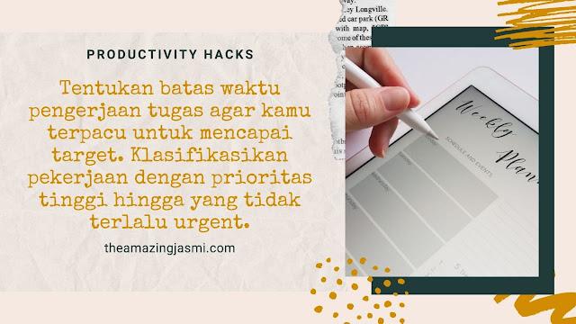7 Kebiasaan Buruk yang Membuat Kamu Tidak Produktif