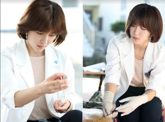 Hospital Ship k-drama Ha Ji Won
