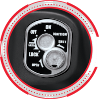 Auto Secure Key Shutter HONDA BLADE REPSOL EDITION 2018 Anisa Naga Mas Motor Klaten Dealer Asli Resmi Astra Honda Motor Klaten Boyolali Solo Jogja Wonogiri Sragen Karanganyar Magelang Jawa Tengah.