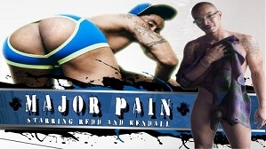Redd, Kendall Major Pain (Bareback)