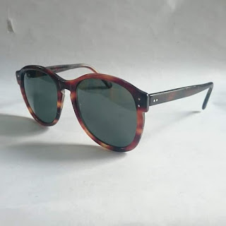 Vintage frame sunglasses   AMANDINE  siap pakai