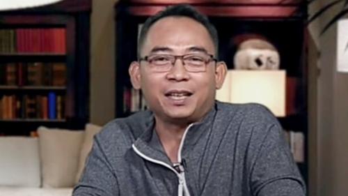 Profesor ITS Sindir Rezim, Eko Kuntadhi: Otak Orang HTI Rusak