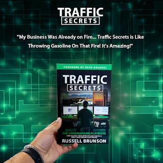Traffic secrets the book