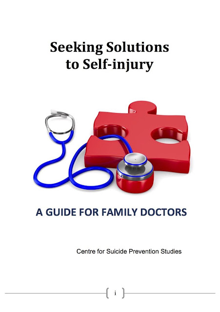 Seeking Solutions to Self-Injury - a guide for GPs (in pdf).