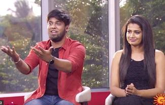 Vanakkam Tamizha with Chithi 2 Crew