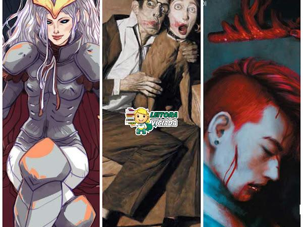 [Atualizada] Lançamentos: Panini Comics -  Vertigo (DC Comics)