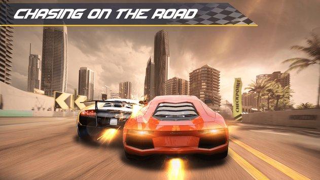 Download Real Traffic Car Driving MOD APK terbaru