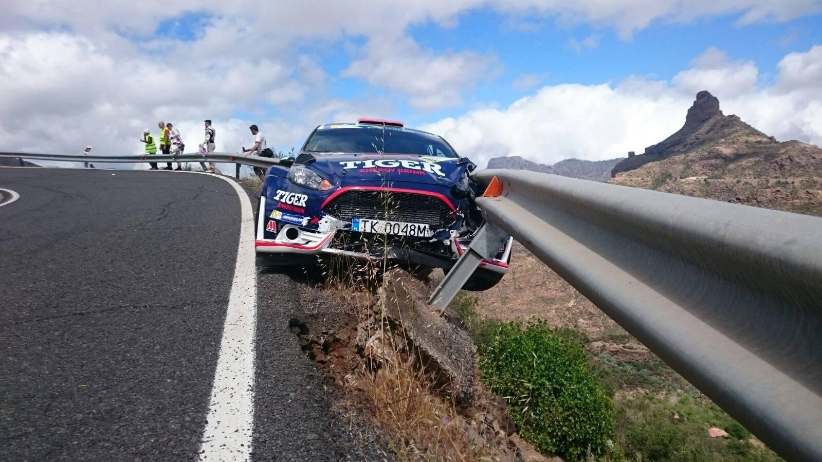 V deo crash tomasz kasperczyk rally islas canarias 2017 - Gran canaria tv com ...