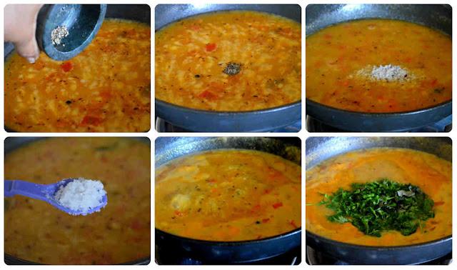 Karnataka special Bonda Soup