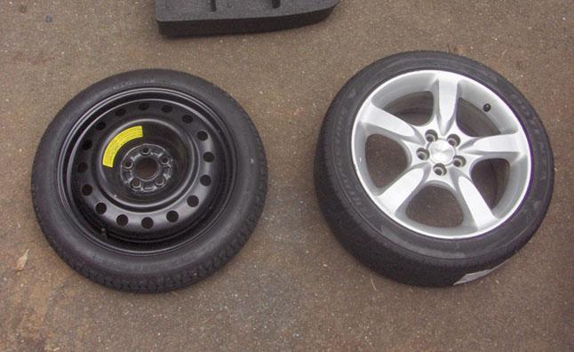 Combien de temps pouvez-vous conduire sur un pneu de secours?