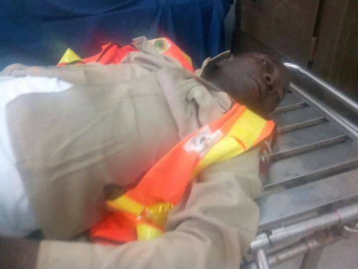 Photos: Aggressive Driver Kills Road Safety Official