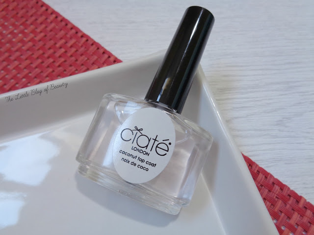 Ciaté Coconut top coat