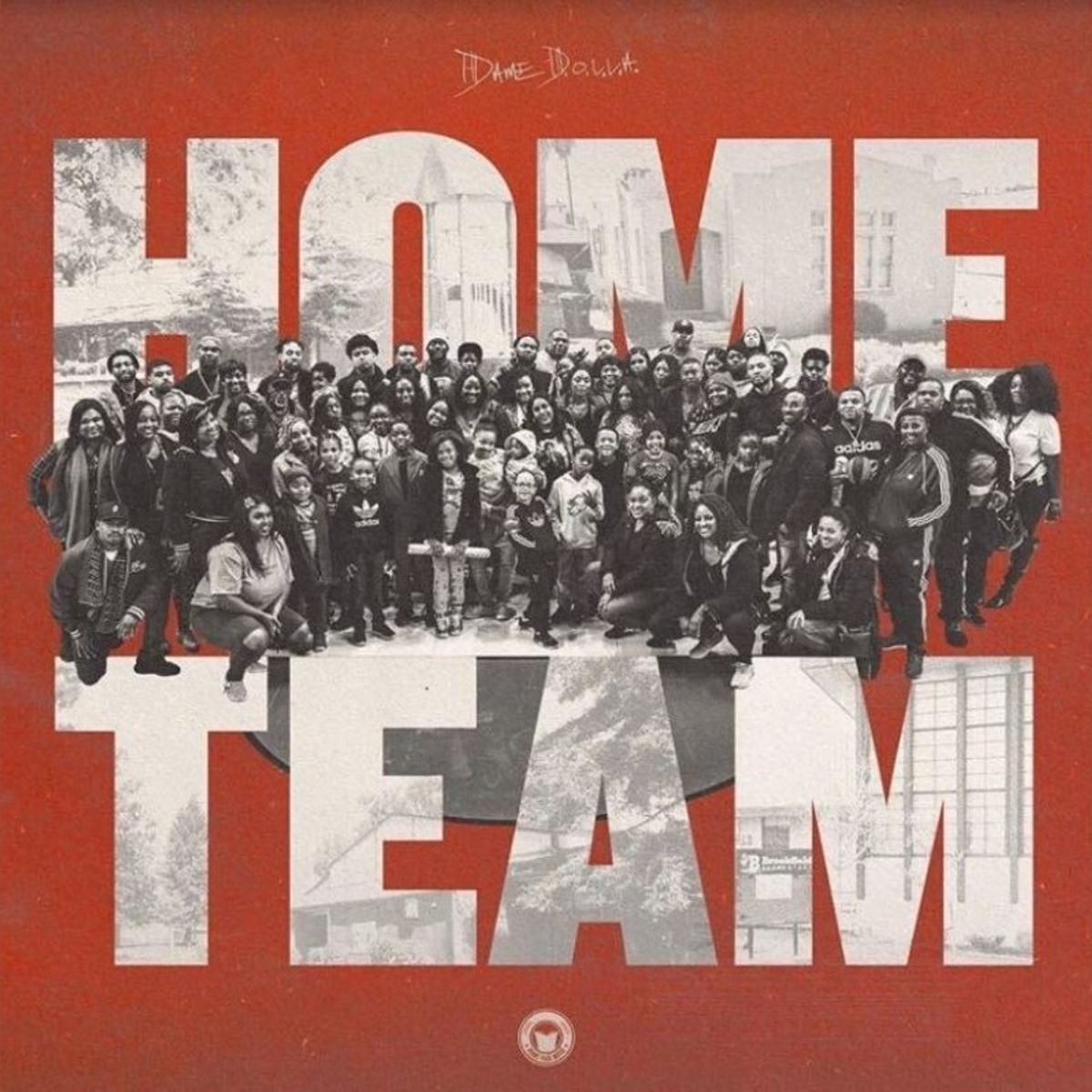 Dame D.O.L.L.A. Feat. Dreebo   Home Team