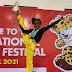 10 Year Old Stephanie Onusiriuka wins Best Overall Gymnast in Nigeria