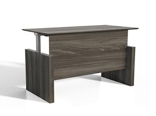 adjustable ergonomic desk on sale