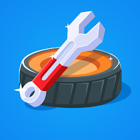 Idle Mechanics Manager Car Factory Tycoon Game Mod Apk