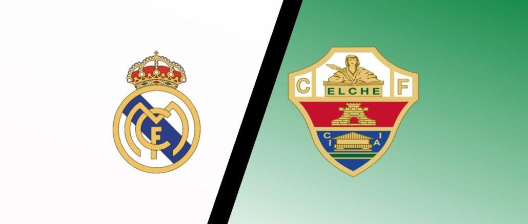 بث مباشر مباراة ريال مدريد والتشي