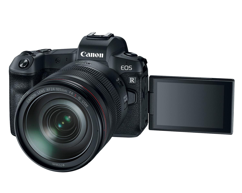 Фотоаппарат Canon EOS R