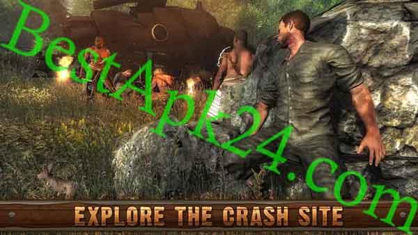 Amazon Jungle Survival Escape MOD APK (Unlimited Money) v1.3 Download 4
