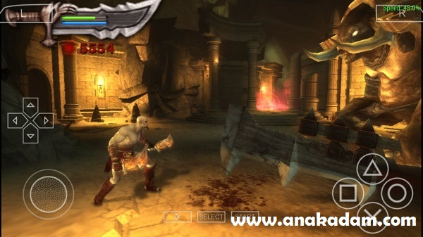 God of War: Chains of Olympus ISO PPSSPP