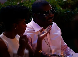 Photos: Don Jazzy meets Mo Abudu in Paris, wants her to cast him in a new movie 7