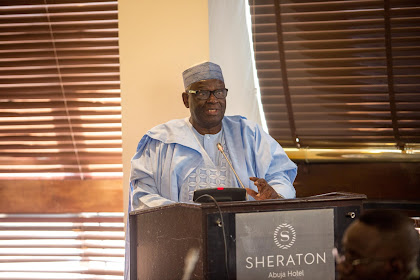 Meet Nigeria's new Chief of Staff Professor Ibrahim Agboola Gambari, CFR.