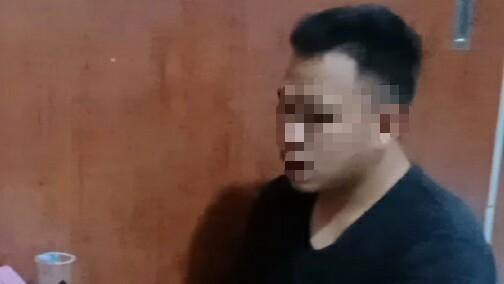 Reksrim Polres Takalar, Amankan Pemuda Pencuri Senapan Angin