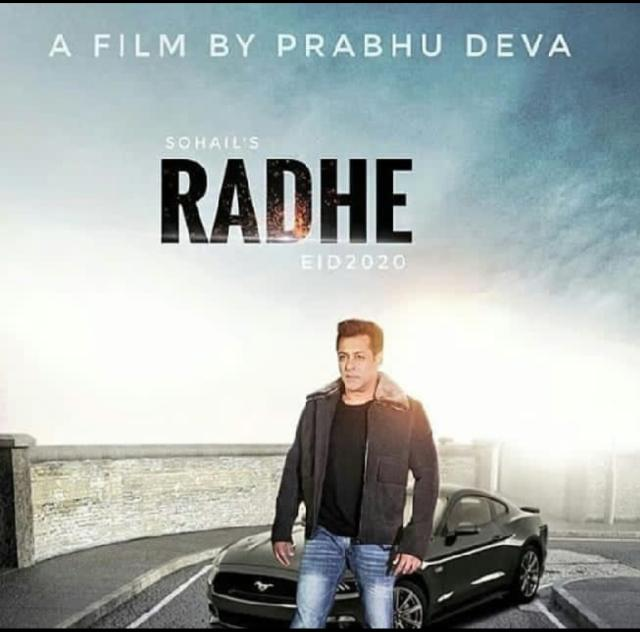 [Radhe movie  ] Radhe movie review, crew and cast , Radhe movie collection source:- Salman Khan instagram id