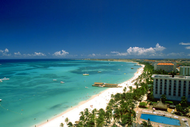 5 Passeios Baratos em Aruba: Crédito: ATA
