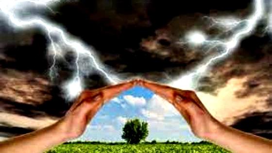 Ритуал трансформации негативной энергии в позитивную