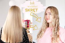 Jak wydobyć skręt na włosach bez użycia ciepła?