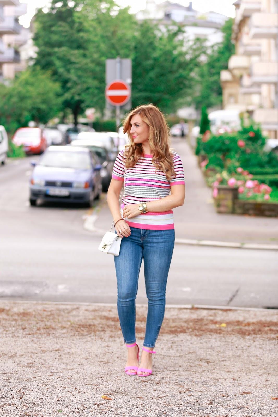 Blogger-aus-deutschland-fashionstylebyjohanna-streifenshirt-rosa-pink