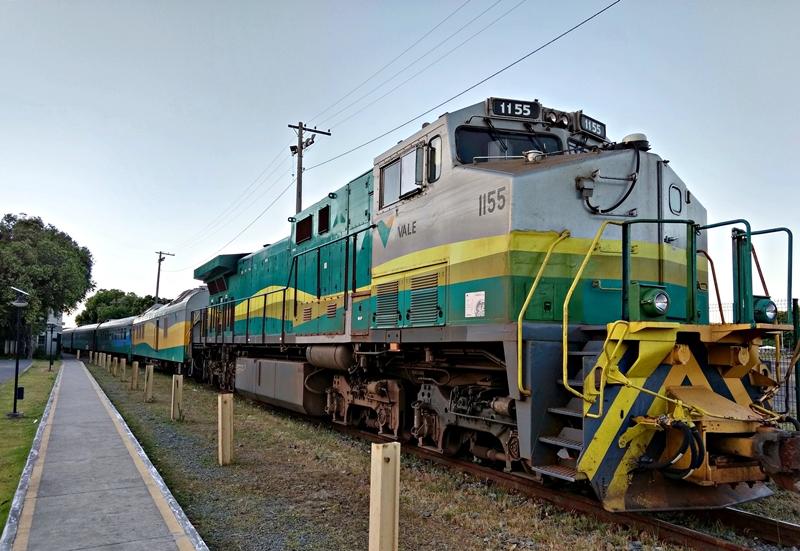 Trem de Vitória a BH, informações, preços, horários....