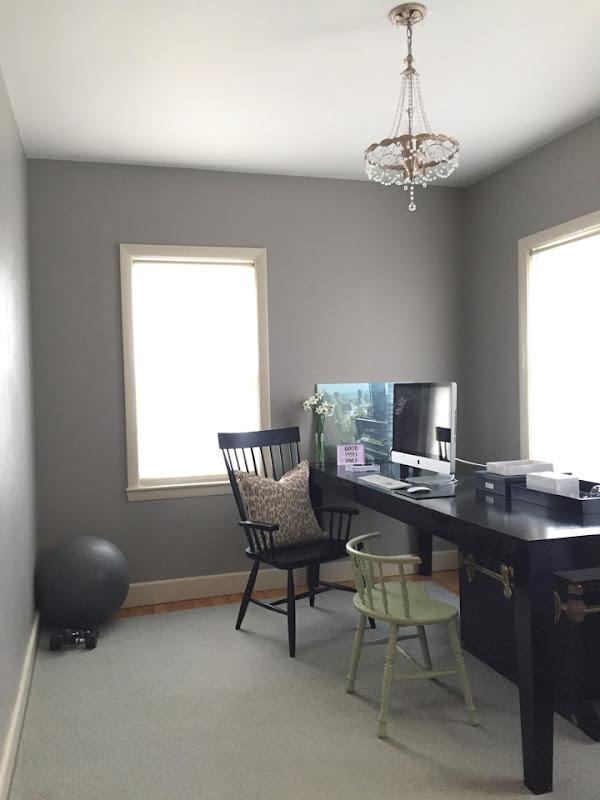 Design Vignettes One Room Challenge A Zen Home Office