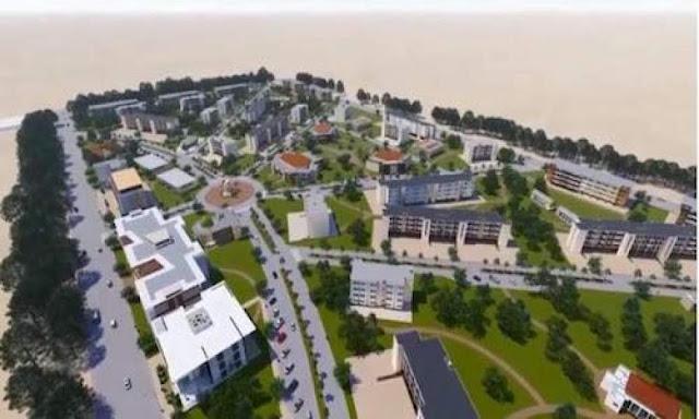 Touba - l'Université Islamique Cheikh Ahmadou Bamba pour un coût de trente sept milliards : Projets, infrastructures, éducation, université, Cheikh, Amadou, Bamba, Touba, développement, LEUKSENEGAL, Dakar, Sénégal, Afrique