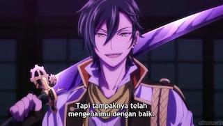 Bungou to Alchemist: Shinpan no Haguruma Episode 07 Subtitle Indonesia
