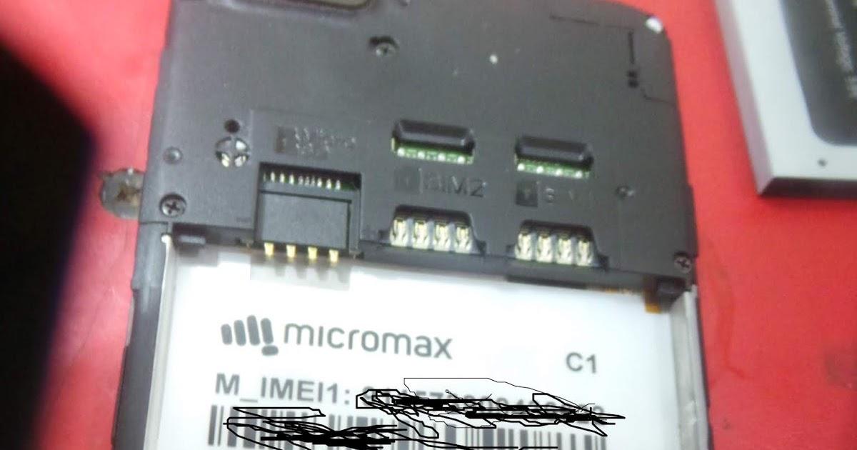 Micromax C1 Flash File Sw V06 Download