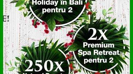 CONCURS BOTANIC THERAPY 2019. Castiga pe campanii.garnier.ro o vacanta VIP in Bali.