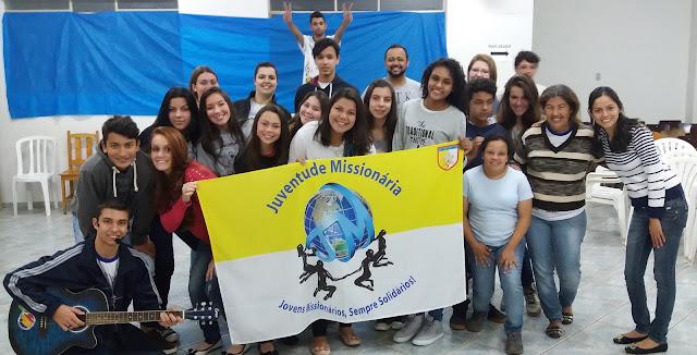 Juventude Missionária promove encontro de formação no Paraná