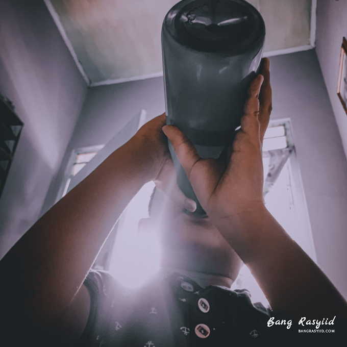 Foto-foto Bang Rasyiid Jepretan Ayah Bayu