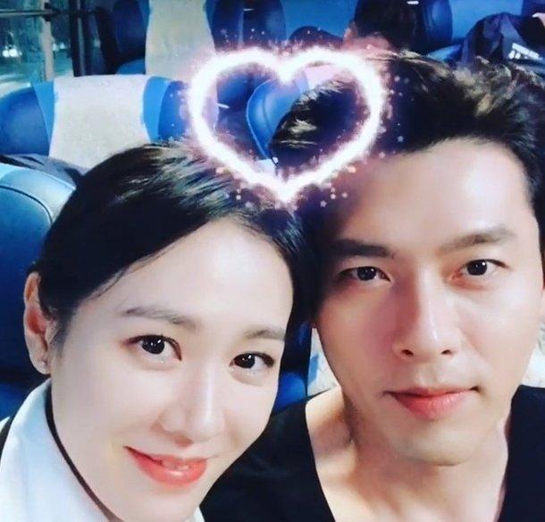 Hyun Bin ve Son Ye Jin sevgili haberlerini yalanladı