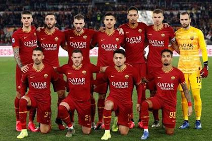 Daftar Skuad Pemain AS Roma 2020-2021 [Terbaru]