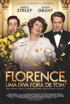 Florence - Uma Diva Fora de Tom (2016) de Stephen Frears