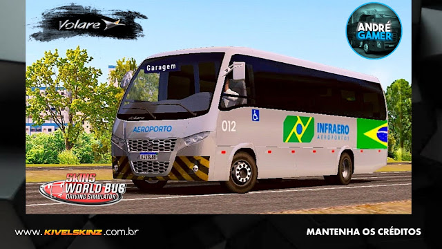 VOLARE W9 FLY - INFRAERO AEROPORTOS BRASILEIRO