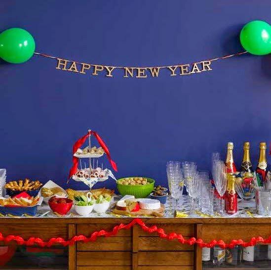 Happy New Year 2016 Party Ideas Themes