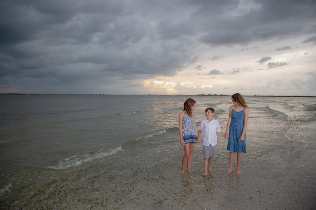 fort myers beach photography shoot